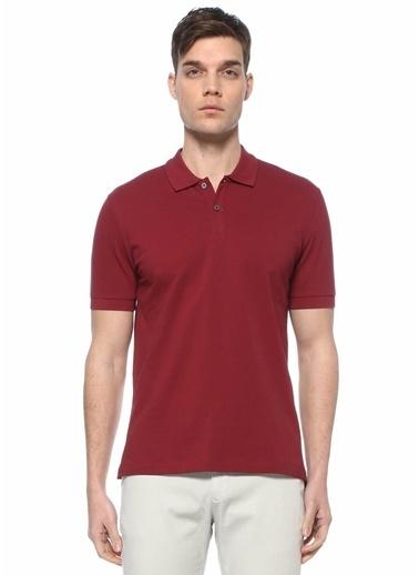 Beymen Collection Beymen Collection  Polo Yaka T-shirt 101580034 Gül Kurusu
